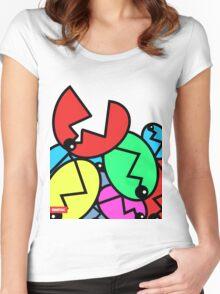 Piranha Flower - NINETAC Women's Fitted Scoop T-Shirt