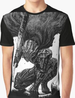 Berserk Guts Graphic T-Shirt