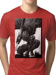 Berserk Guts Tri-blend T-Shirt