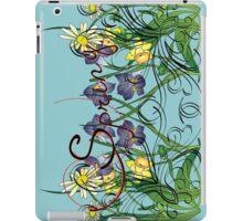 Spring Flowers iPad Case/Skin