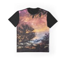 Playing with Lights Graphic T-Shirt