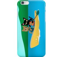 Rowing iPhone Case/Skin