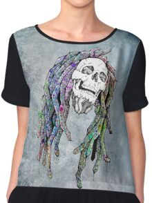 Dead King - Bob Marley Chiffon Top