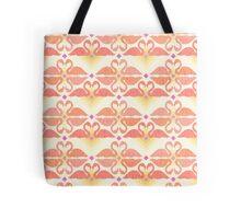 Flamingo Skyline Tote Bag