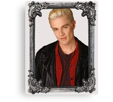 Spike - Buffy Canvas Print