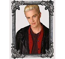 Spike - Buffy Photographic Print