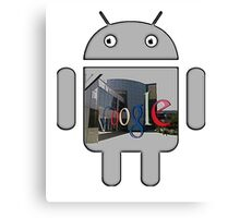 Google Android Canvas Print