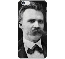 Friedrich Nietzsche iPhone Case/Skin