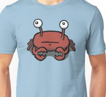 Crabbly the Crabby Crab Unisex T-Shirt