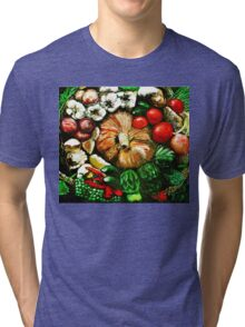 The Harvest Tri-blend T-Shirt