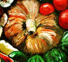 The Harvest Sticker