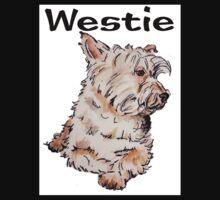 Westie One Piece - Long Sleeve