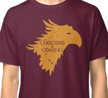 Chocobo is Coming Classic T-Shirt