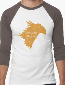 Chocobo is Coming Men's Baseball ¾ T-Shirt