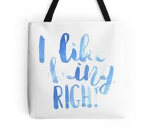 I like being right! Tote Bag