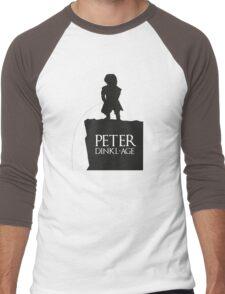 Peter having a Dinkl-age Men's Baseball ¾ T-Shirt