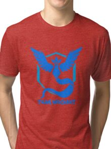 Team Weisheit - Pokemon Go Tri-blend T-Shirt