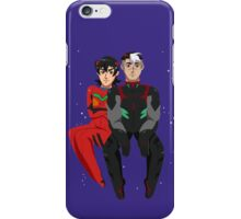 ShiroKeith Eva Pilots iPhone Case/Skin