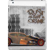 Rusty Beetle iPad Case/Skin