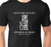 Swords & Sushi Unisex T-Shirt