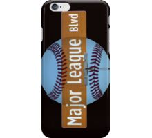 Major League Blvd. iPhone Case/Skin