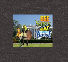 Bee Shrek Test in the House Design Unisex T-Shirt