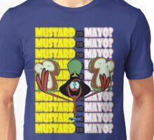 Wander over Yonder - Mustard or Mayo? Unisex T-Shirt