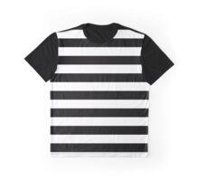 Black & White  Graphic T-Shirt