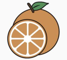 orange still-life! One Piece - Short Sleeve