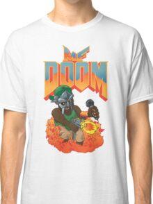 MF DOOM: Knee Deep in the Dead! Classic T-Shirt