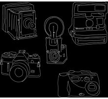 Evolution of the Camera Photographic Print
