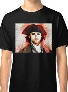 """Wheal Leisure"" ~ Ross Poldark Classic T-Shirt"