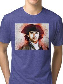 """""""Wheal Leisure"""" ~ Ross Poldark Tri-blend T-Shirt"""