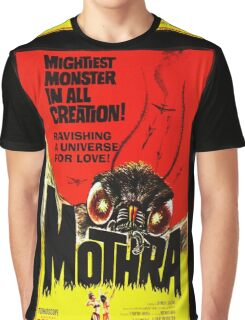 MOTHRA! Graphic T-Shirt