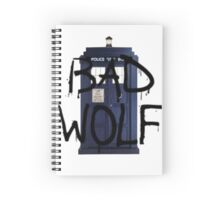 Doctor who, Bad Wolf Spiral Notebook