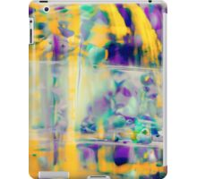 Orchids in Oil Drops — Series I — Oncidium iPad Case/Skin