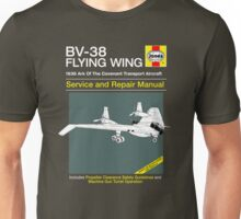 BV-38 Raiders Service and Repair Manual Unisex T-Shirt