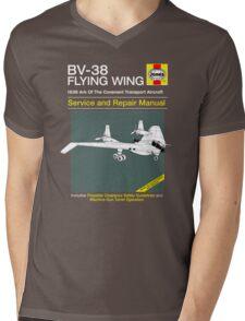 BV-38 Raiders Service and Repair Manual Mens V-Neck T-Shirt