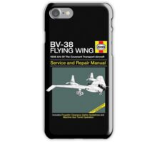 BV-38 Raiders Service and Repair Manual iPhone Case/Skin