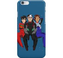 ShiroKeithLance Eva Pilots iPhone Case/Skin