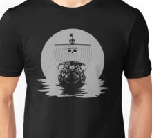 Pirate One Piece - The Thousand Sunny Unisex T-Shirt