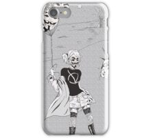 Vendetta Chic iPhone Case/Skin