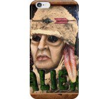 Al-ien-a-tion  iPhone Case/Skin