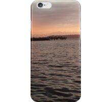 Edmonds Marina and Beach iPhone Case/Skin