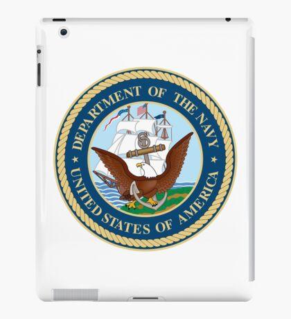 United States Navy iPad Case/Skin