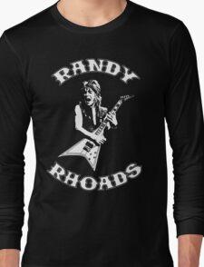 Randy Rhoads Long Sleeve T-Shirt
