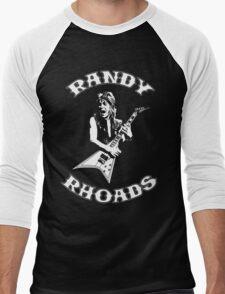 Randy Rhoads Men's Baseball ¾ T-Shirt