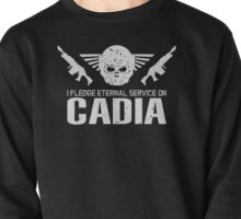 Pledge Eternal Service on Cadia Pullover