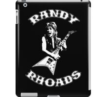 Randy Rhoads iPad Case/Skin