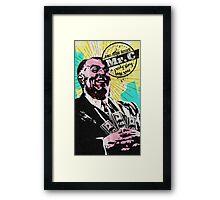 Mr C Framed Print